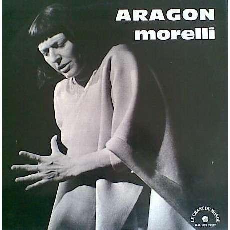 MONIQUE MORELLI CHANSONS D'ARAGON