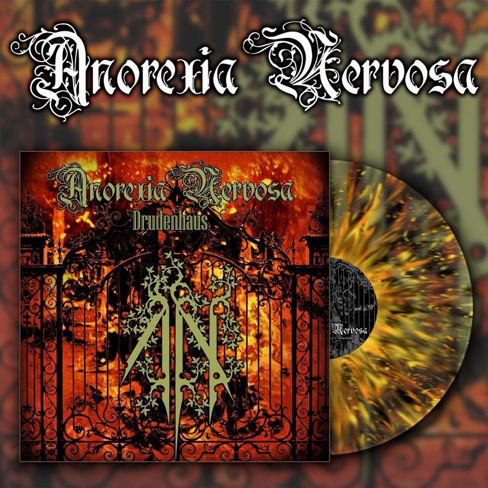 ANOREXIA NERVOSA Drudenhaus. Splatter Vinyl