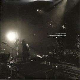 Charlotte Gainsbourg Stage Whisper Dvd 9 Titres Live promo