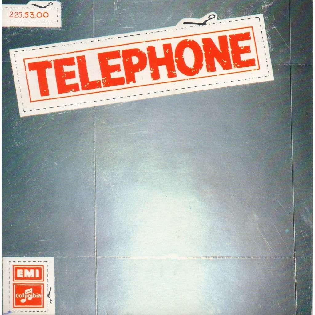 TELEPHONE hygiaphone / anna / flipper