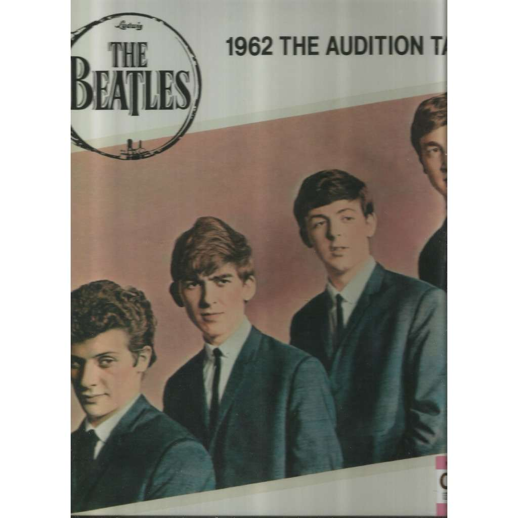 the beatles 1962 the audition tapes