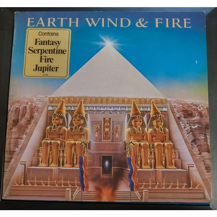 Earth Wind and fire All'n'all