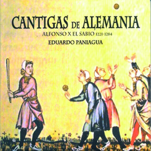 Eduardo Paniagua Cantigas de Alemania