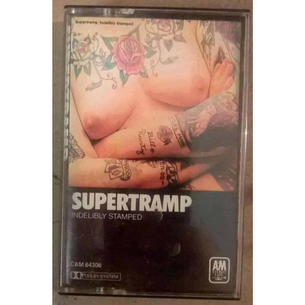 Supertramp Indelibly Stamped