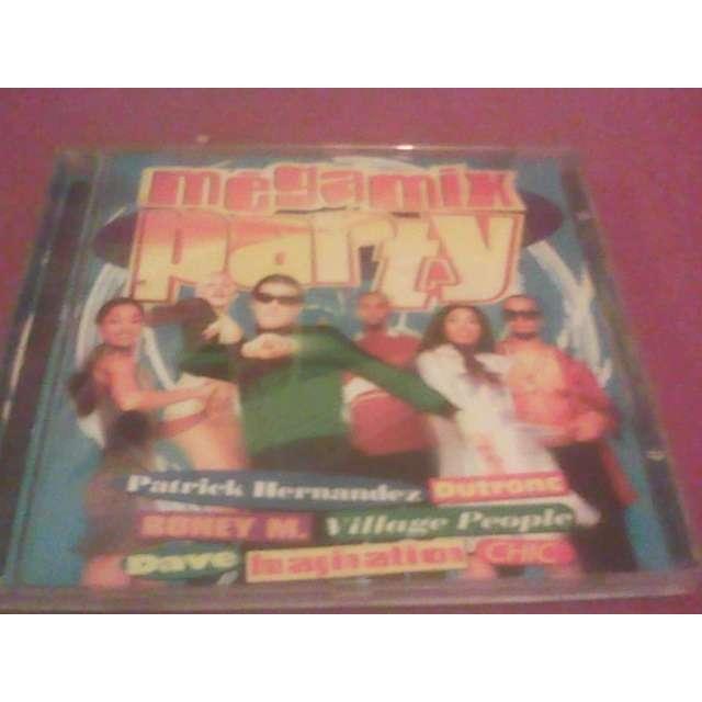 megamix party compilation