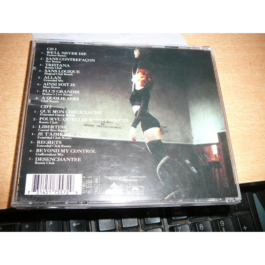 mylene farmer dance remixes