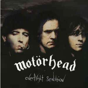 motorhead Overnight Sensation