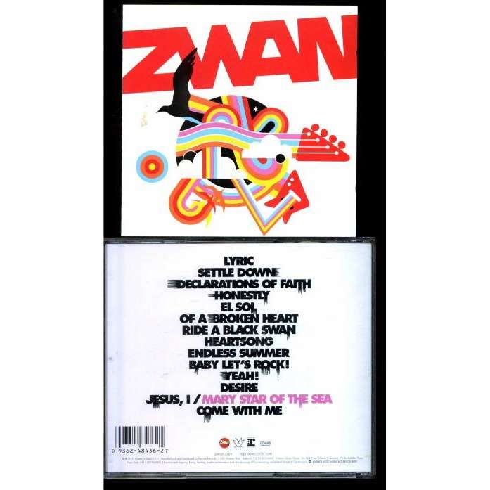 Zwan Mary Star Of The Sea