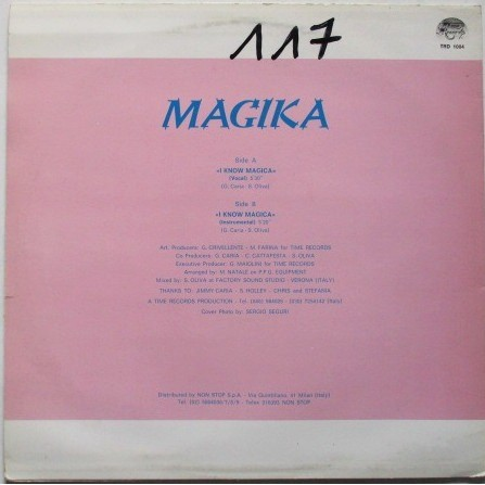 magyka i know magica