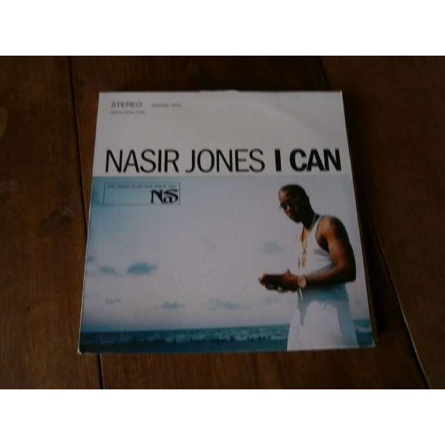 nasir jones I can