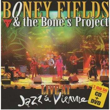 Boney Fields And The Bone's Project Live At Jazz à Vienne