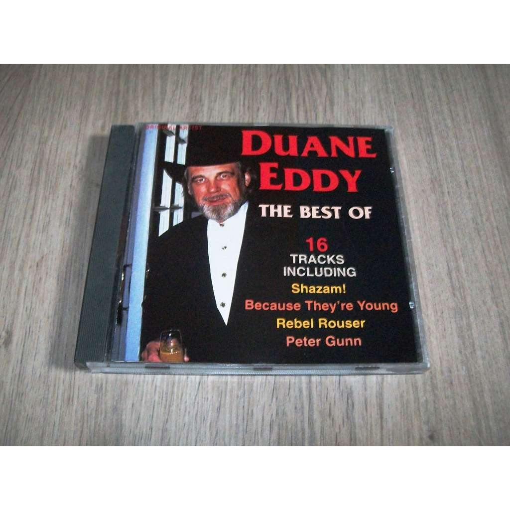 DUANE EDDY THE BEST OF