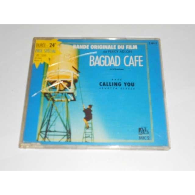 B.O. BAGDAD CAFE (7 TITRES) - DUREE 24'
