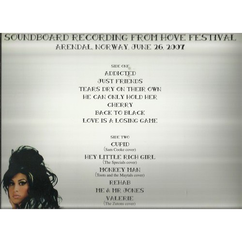amy winehouse scoop the pearls norway 2007