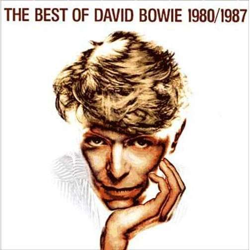 David Bowie The best of 1980-1987 (CD + DVD)