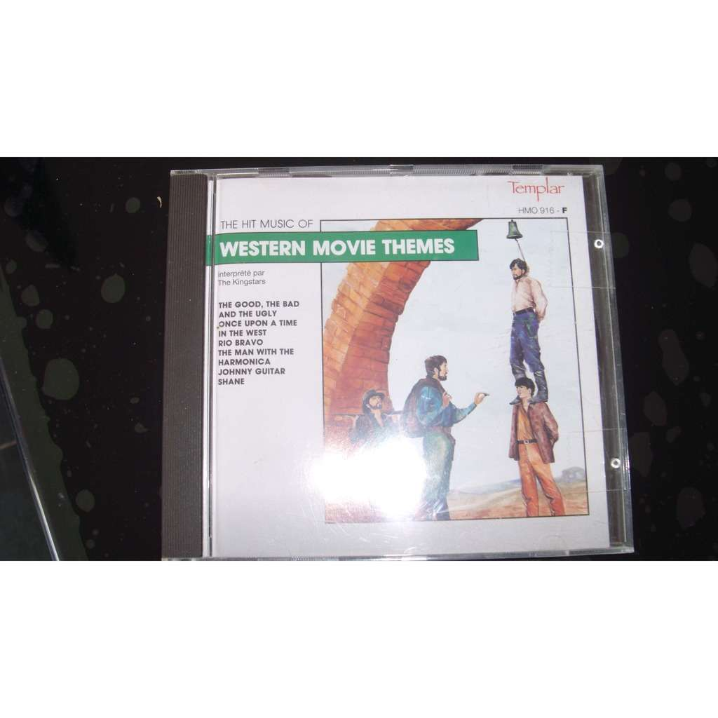 divers artistes - various artist Western movie THEMES