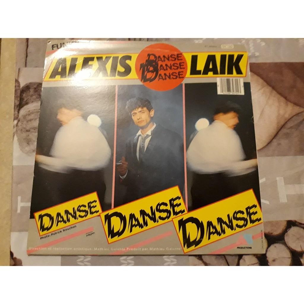 Alexis Laik - Danse Danse Danse (12, Maxi) Alexis Laik - Danse Danse Danse (12, Maxi)