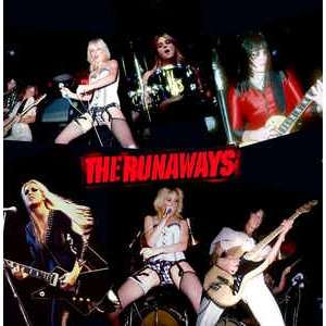 The Runaways Live At The Agora, Cleveland, USA - On The 19th June 1976