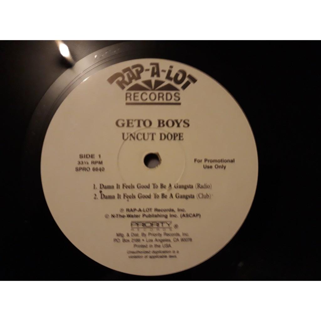 Geto Boys Uncut Dope