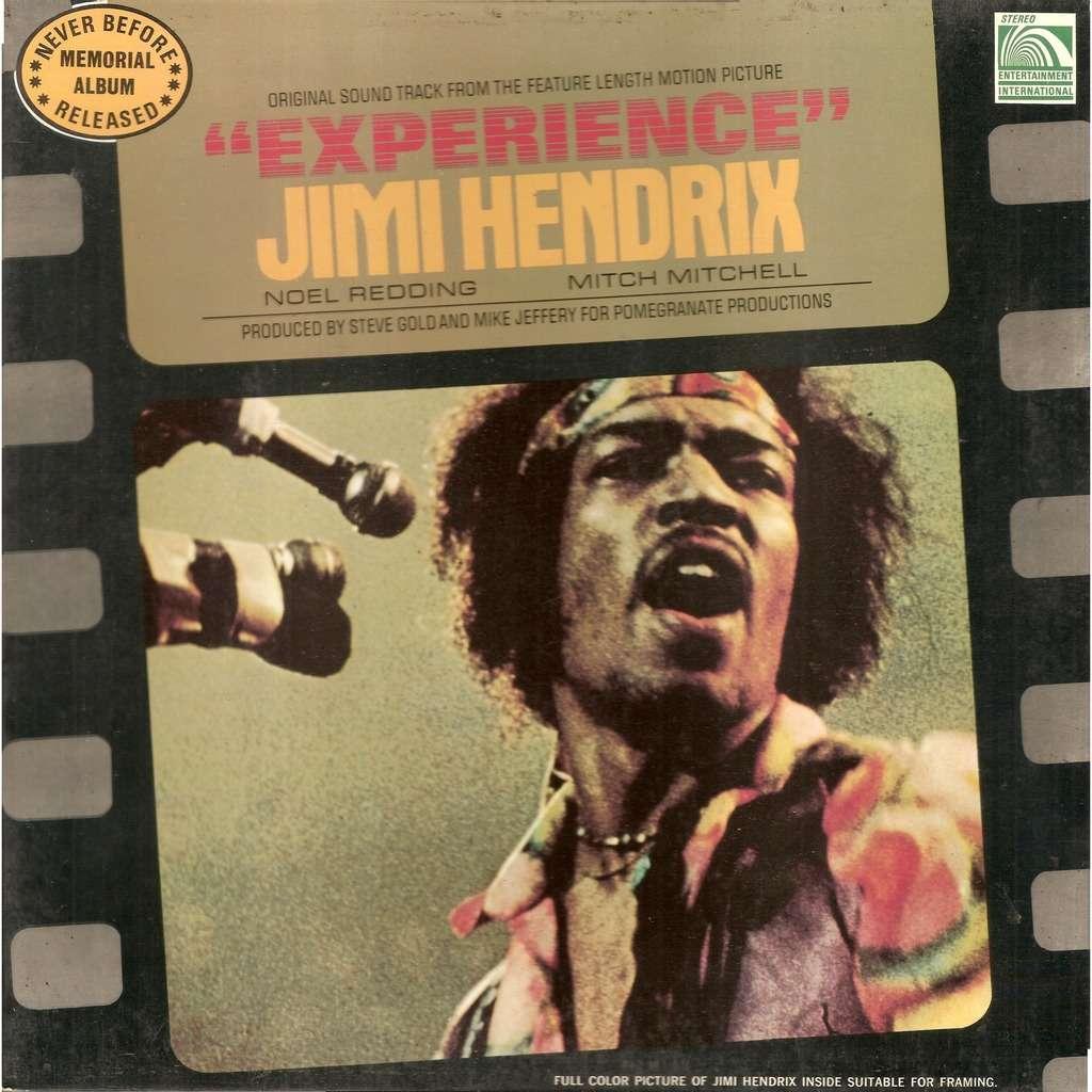 Jimi HENDRIX 'Experience' (BOF)