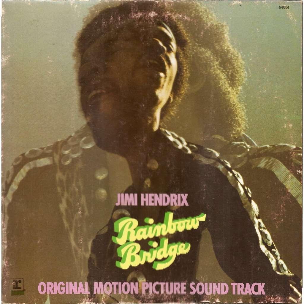 Jimi HENDRIX 'Rainbow Bridge' (BOF)