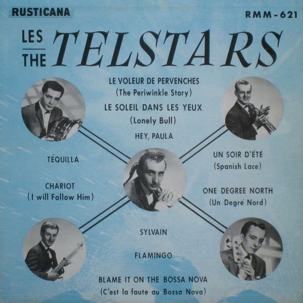 LES TELSTARS LES / THE TELSTARS