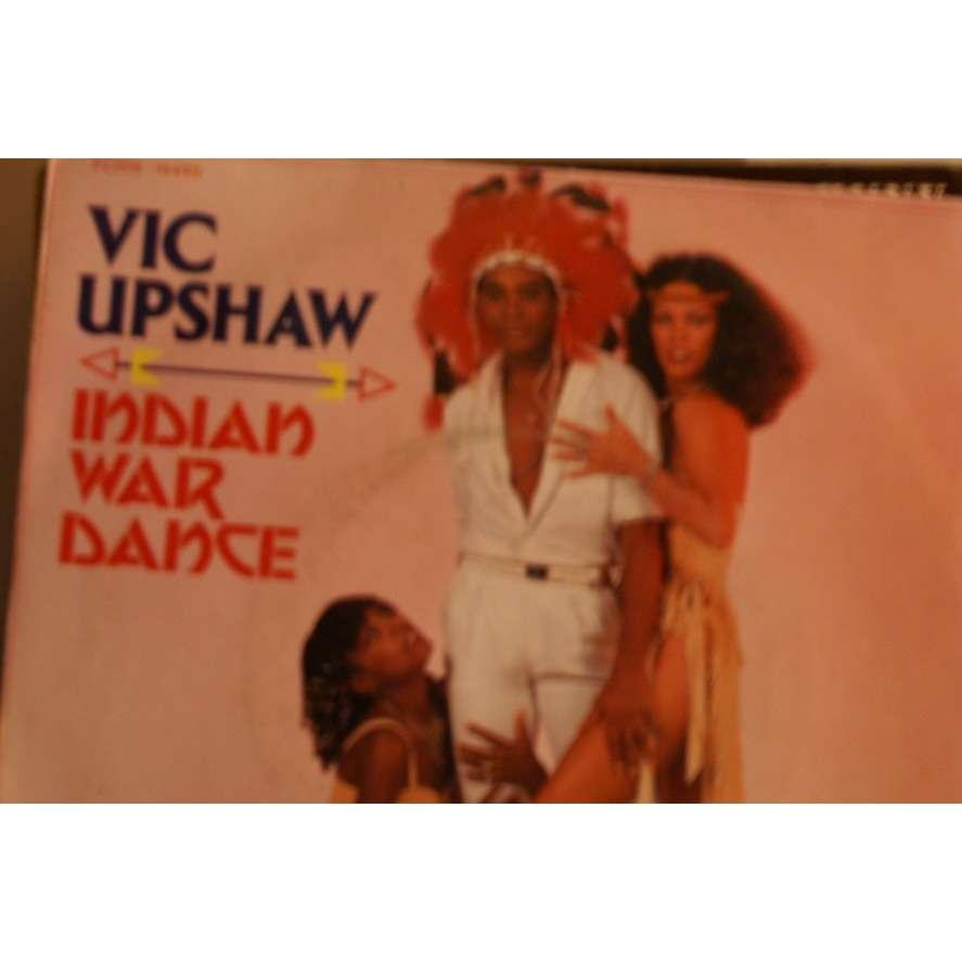 Victor Upshaw Indian War Dance/ i was looking for you