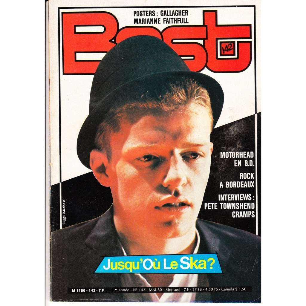 Best magazine N° 142-mai 1980