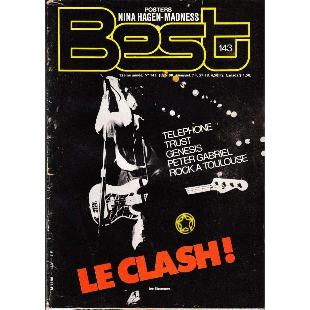Best magazine N° 143-Juin 1980