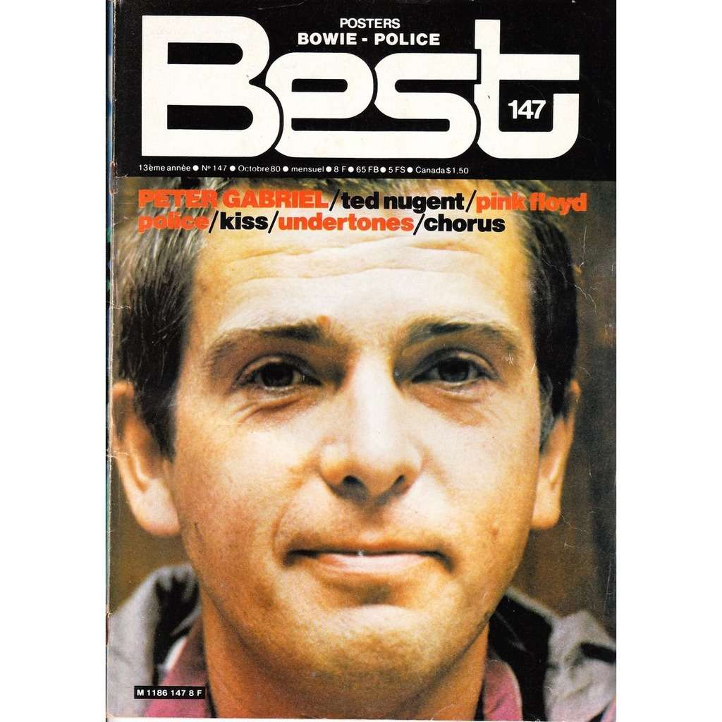 Best magazine N° 147-octobre 1980