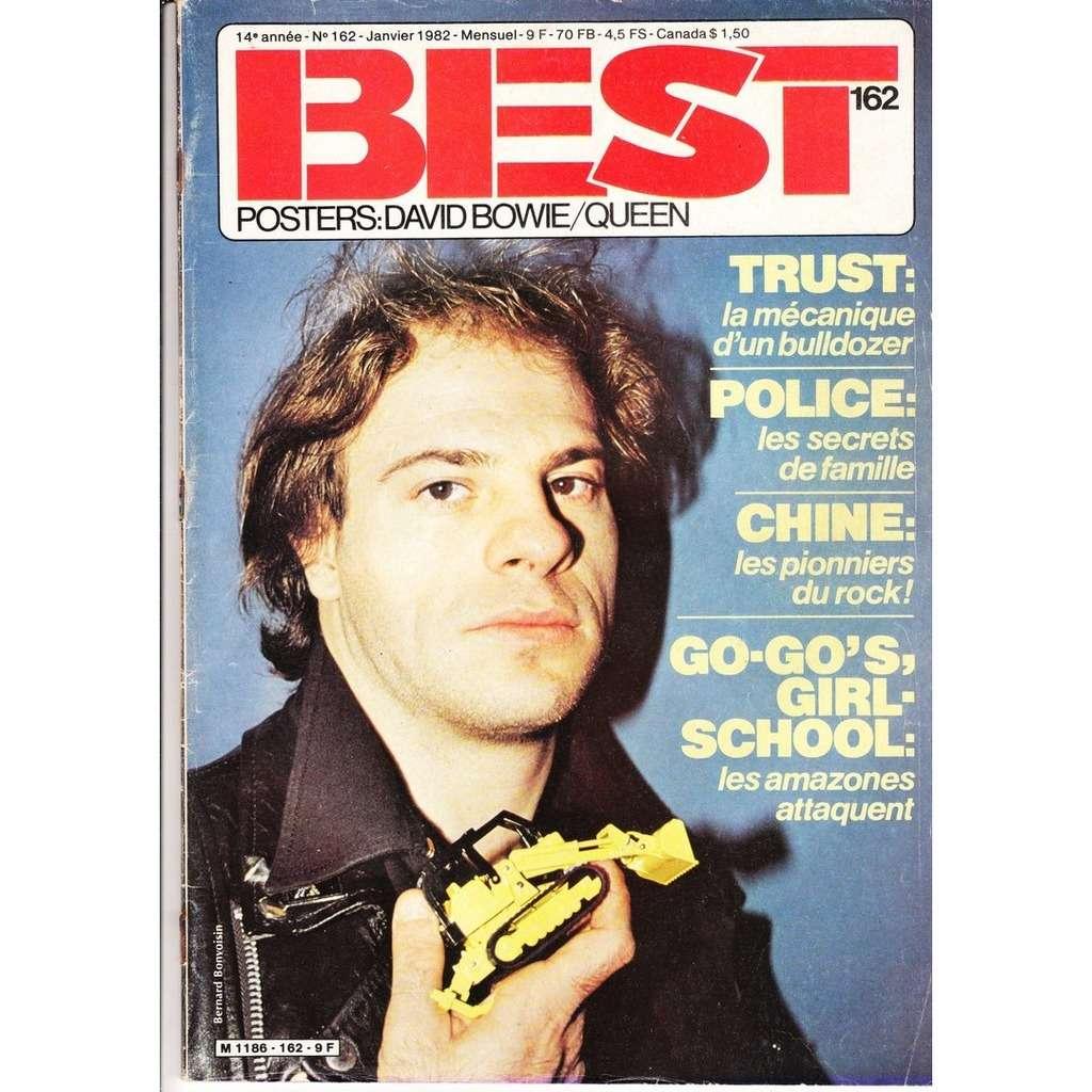 Best Magazine N° 162-janvier 1982