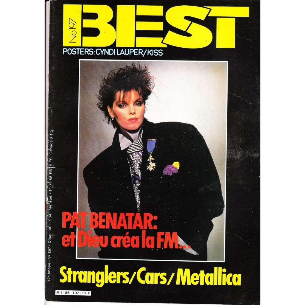 Best magazine N° 197-décembre 1984