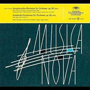 Karl Höller / Eugen Jochum Musica Nova : Symphonische Phantaisie für orchester Op. 20 - Sweelinck Variationen für Orchester Op.