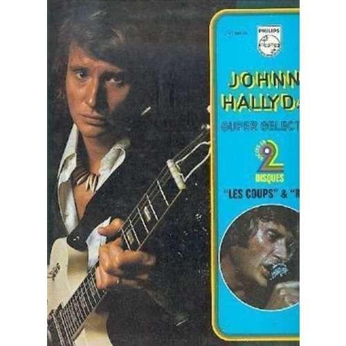 Johnny Hallyday 33T 2 disques , titres de 1966/67/68