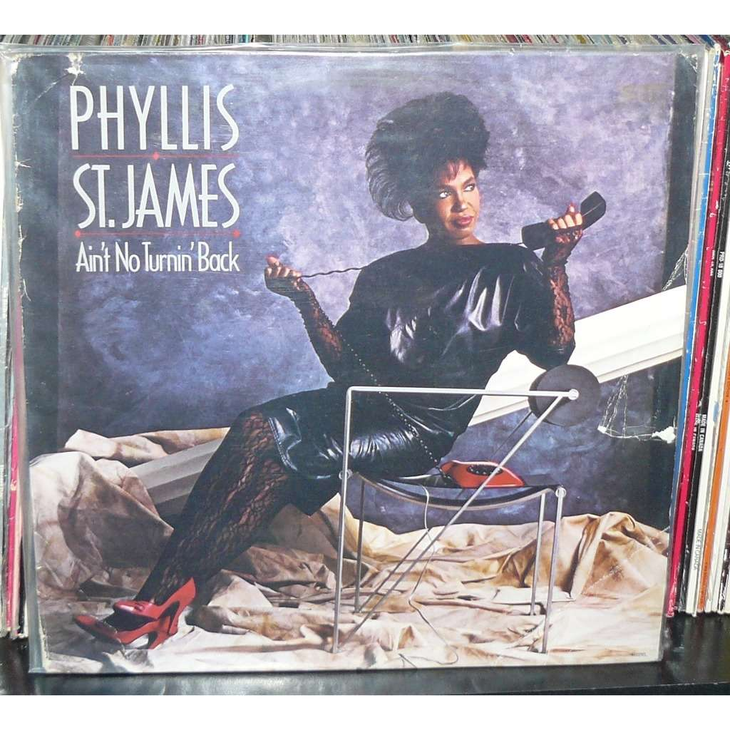 phyllis st. james ain't no turnin back