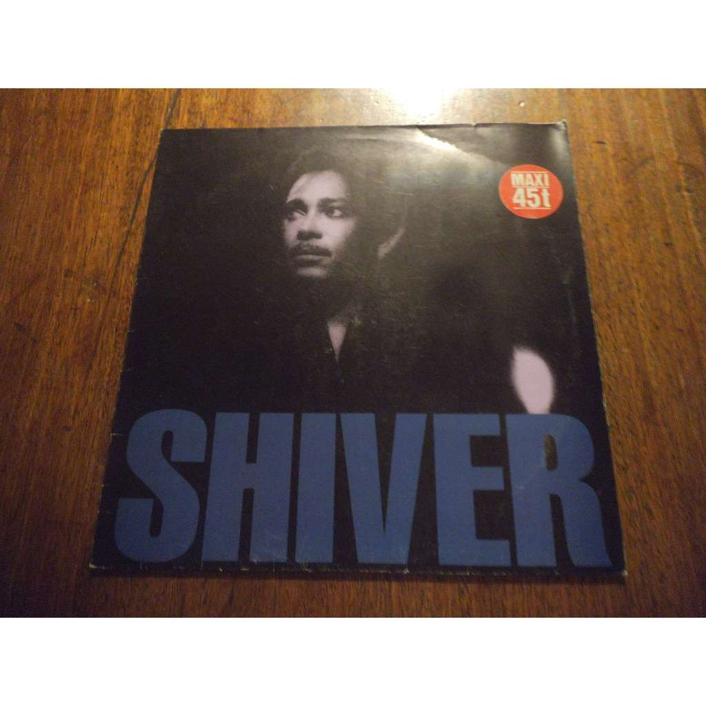 GEORGE BENSON shiver / shiver ( dub ) / love is here tonight