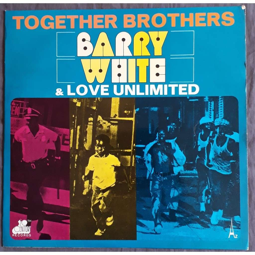 barry white together brothers