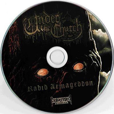 UNDER THE CHURCH Rabid Armageddon