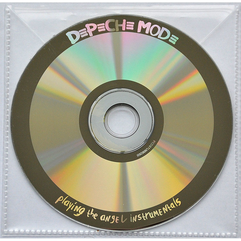 DEPECHE MODE Playing The Angel Instrumentals