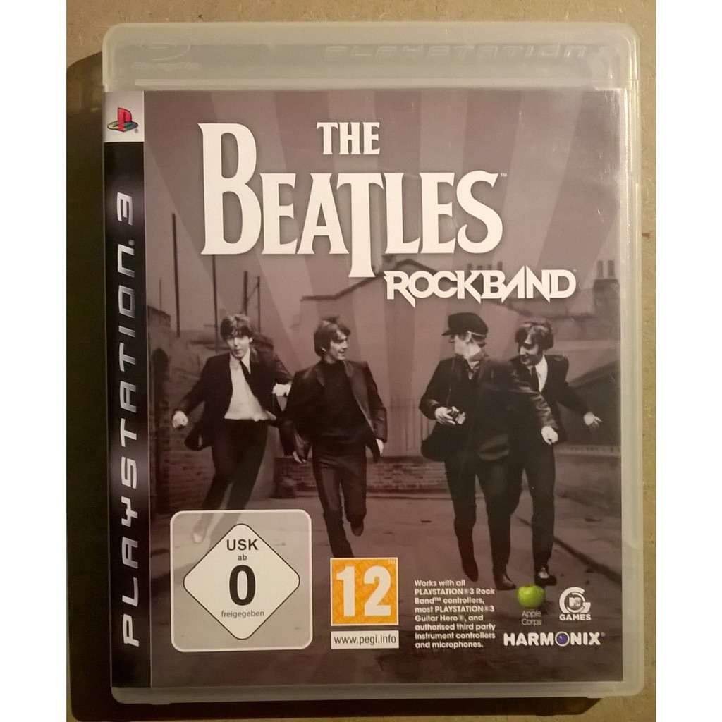 The Beatles The Beatles Rock Band PS3