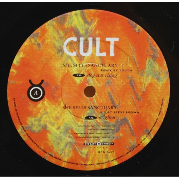 cult Sanctuary (MCMXCIII Mixes)
