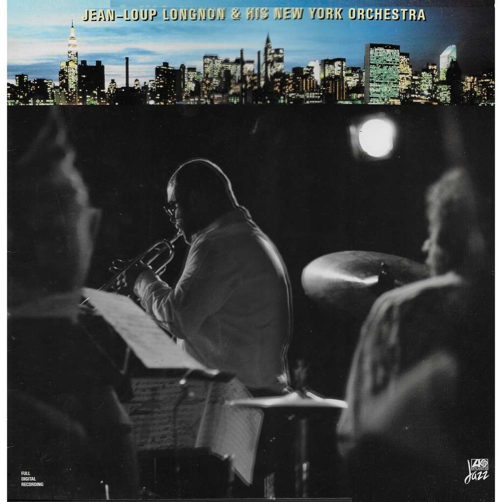 Jean-Loup LONGNON & His New York Orchestra