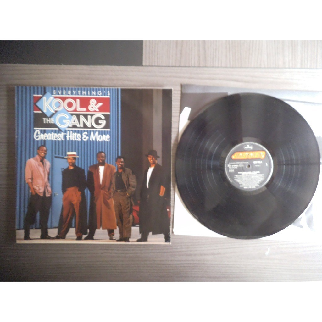 KOOL & THE GANG GREATEST HITS & MORE