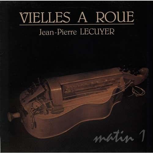 Jean-Pierre LECUYER VIELLES A ROUE - MATIN 1