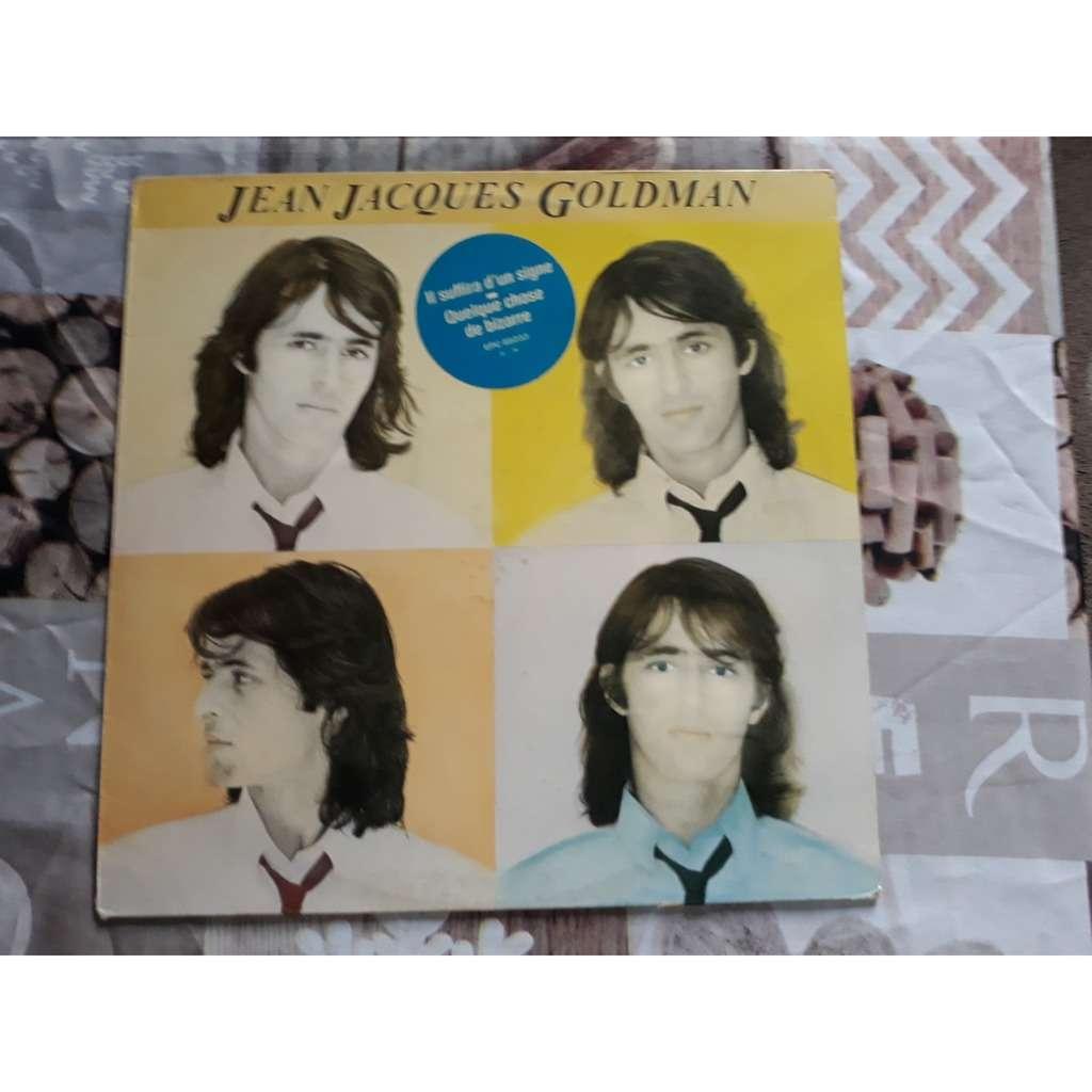 Jean-Jacques Goldman - Démodé (LP, Album) Jean-Jacques Goldman - Démodé (LP, Album)