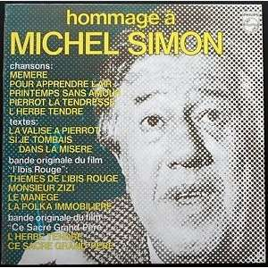 MICHEL SIMON - serge gainsbourg Hommage a Michel Simon