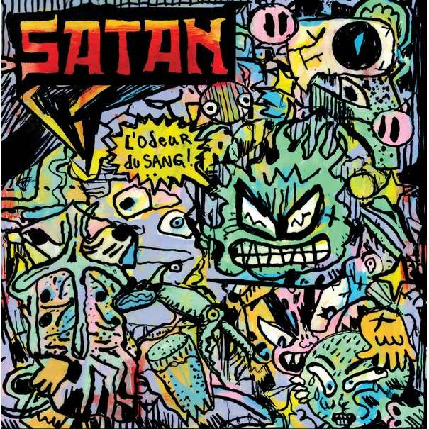 Satan L'Odeur Du Sang