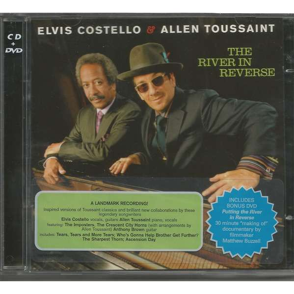 Elvis Costello & Allen Toussaint The River In Reverse (with DVD)