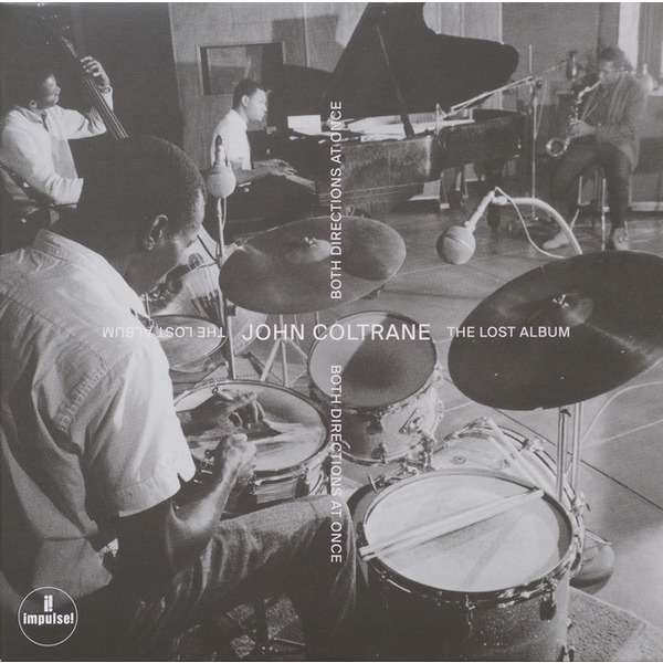 John Coltrane Both Directions At Once: The Lost Album