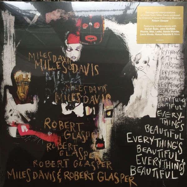 Miles Davis & Robert Glasper Everything's Beautiful